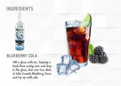 blueberry cola