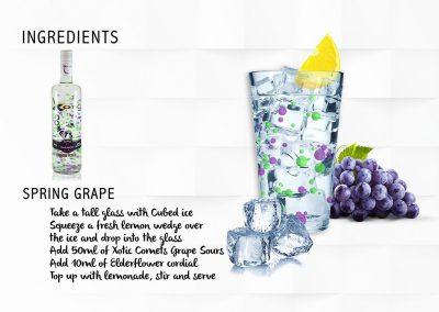 spring grape